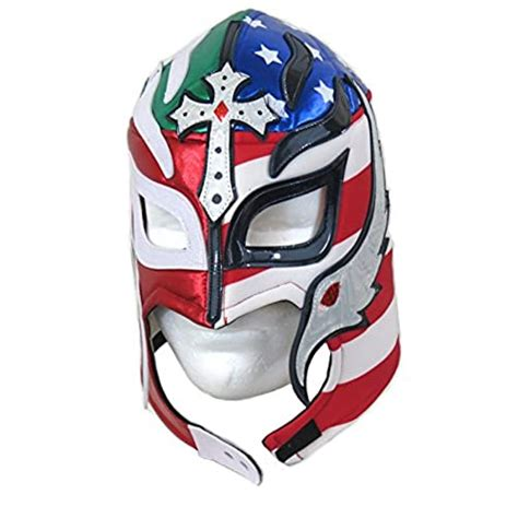 Rey Mysterio Mask: Amazon.com