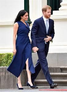 Prince Harry & Meghan Markle On Royal Tour — Pics ...