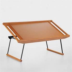 Tablett Fürs Bett : bett tablett mit neigungsverstellung ~ Watch28wear.com Haus und Dekorationen