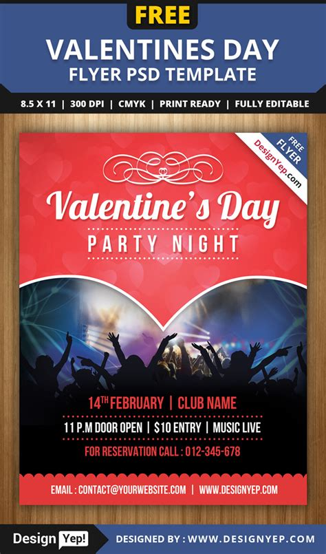 Flyers Templates Free by 55 Free Event Flyer Psd Templates Designyep