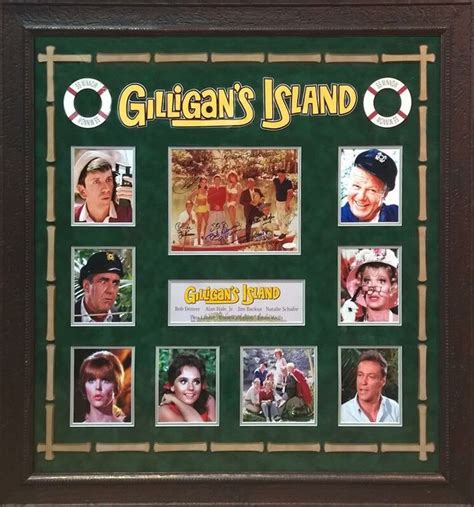 Gilligans Island Cast Photo