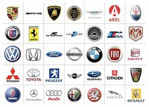 All Car Logos ALL Type |MYAutoShowRoom