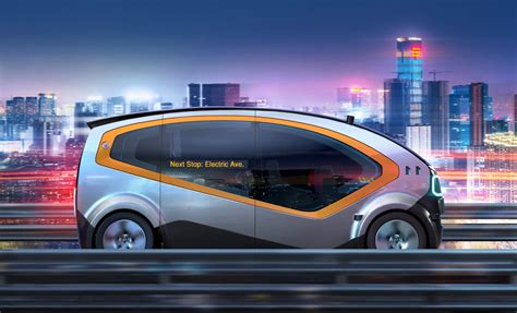 Fisker Planning To Bring Its Fully Autonomous Shuttle To ...