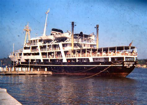Catamaran Ship From Mumbai To Goa by Mumbai Goa Liner Set To Sail Again Goenchi Mathi