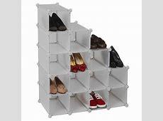 6 Shoe Organizer Closet Storage Solutions Under $50