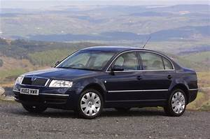 Skoda Superb 2002 - Car Review Honest John