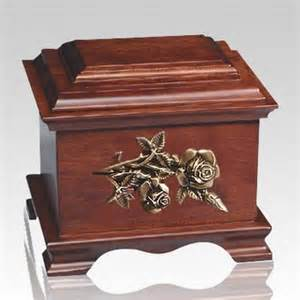 wooden urns for ashes best materials for cremation urns