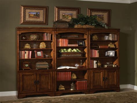 Office Bookcases With Doors, Home Office Furniture