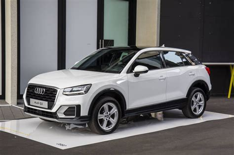 audi q2 design all new audi q2 arrives in australia with launch edition performancedrive
