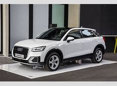Allnew Audi Q2 arrives in Australia with Launch Edition