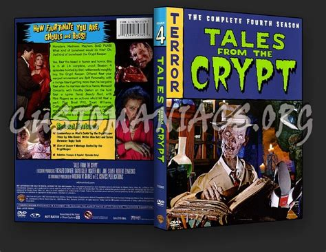 Tales From The Crypt Season 4 Dvd Cover
