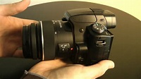Sony Alpha SLT-A55 VL Digital SLR Camera Review - YouTube