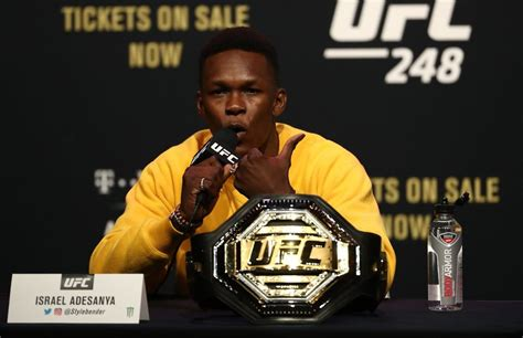 Ufc 263 is an upcoming mixed martial arts event produced by the ultimate fighting championship that will take place on june 12, 2021 at a tba location. UFC 263: Israel Adesanya is giving Marvin Vettori a 'pink ...