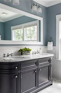 1000 ideas about dark blue bathrooms on pinterest dark With kitchen cabinet trends 2018 combined with smile more stickers