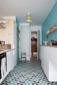 Les 25 meilleures idees de la categorie motif turquoise en for Kitchen colors with white cabinets with papier peint chambre enfants