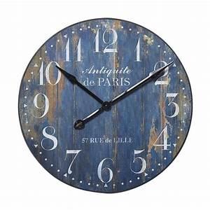 Horloge Murale Maison Du Monde : paris antiquity clock maisons du monde ~ Teatrodelosmanantiales.com Idées de Décoration
