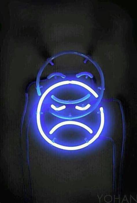 alternative bad and image blue aesthetic grunge