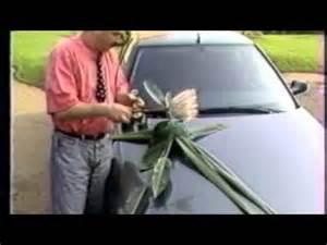 Decoration Voiture Mariage : d coration de voiture pour mariage youtube ~ Preciouscoupons.com Idées de Décoration