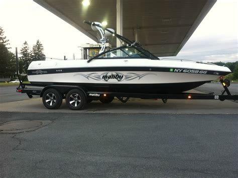 Malibu Boats For Sale Usa by Malibu Wakesetter Vlx Boat For Sale From Usa