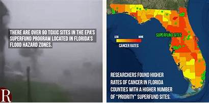 Florida Toxic Waste Superfund Cancer Radioactive Crises