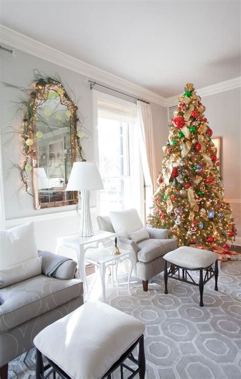 elegant christmas trees decoration ideas