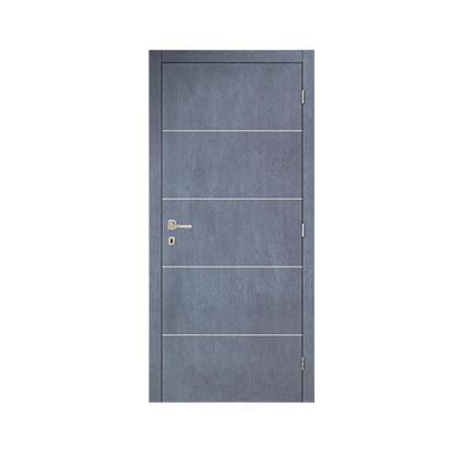 thys deurgeheel concept 10 design 1510 nearly black 83 cm binnendeuren deuren badkamer