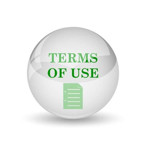 terms of use terms of use terminology