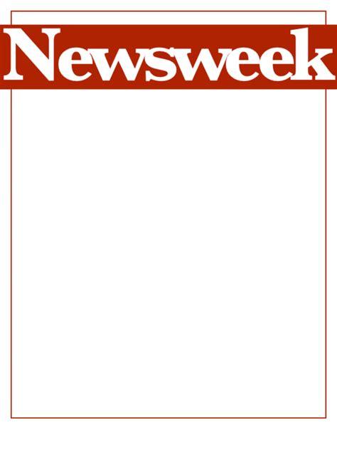 free magazine cover template magazine cover template cyberuse