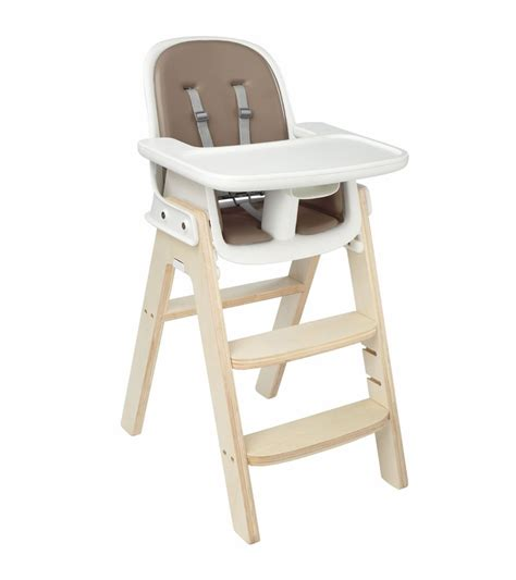 oxo tot sprout high chair taupe birch