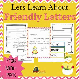 teach friendly letter writing with picture books With books to teach letter writing