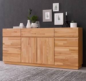 Kernbuche Holz Kaufen : sideboard breite 180 cm online kaufen otto ~ Markanthonyermac.com Haus und Dekorationen
