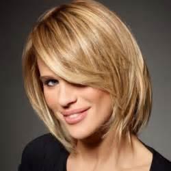 coupe de cheveux moderne femme modele coiffure cheveux mi les tendances mode du automne hiver 2017
