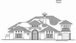 House Elevation Plans Floor
