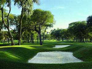 Brackenridge Park Golf Course in San Antonio