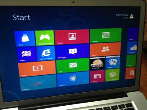 how to install windows 8 on your mac business insider
