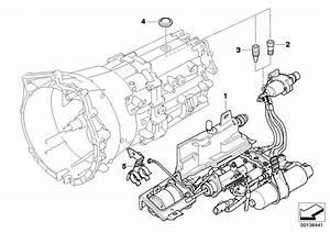 Bmw 645ci Hydraulic Unit  Transmission  Smg  Individual