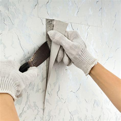 remove tough   wallpaper