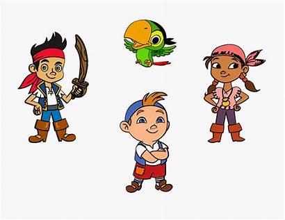 Neverland Pirates Svg Jake Pirate Ship Meek
