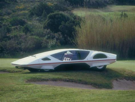 pininfarinas  ferrari   modulo concept car