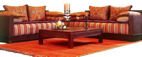 canapé marocain prix le canapé marocain du traditionnel au plus design
