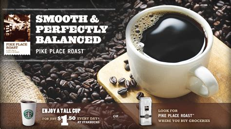 Starbucks via® instant made with the same high quality, 100% arabica beans we use in our store, starbucks via® instant delivers rich, delicious flavor you'll love. Pike Place® Roast | Starbucks Coffee Company