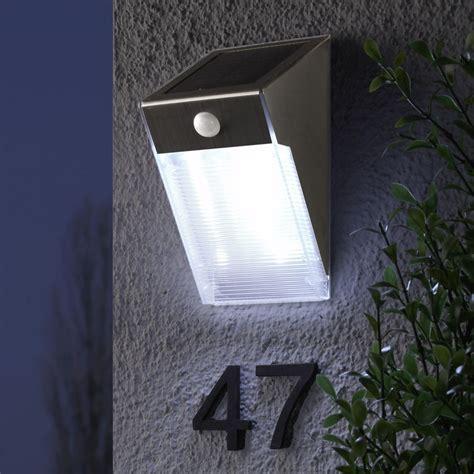 LED Solar Wandleuchte SO10   Leuchtenservice Shop