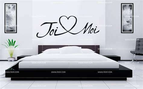 stickers tete de lit capitonne tete de lit en stickers fleurbleue