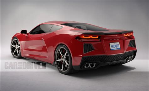 C8 Corvette News by Look Is This What The C8 Corvette Will Look Like