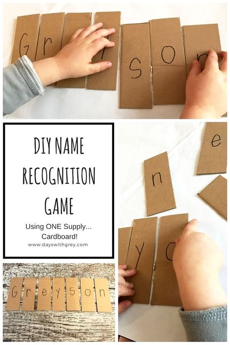 165 Best Images About Learning Your Name On Pinterest  The Alphabet, Name Crafts And Fine Motor