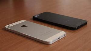 iPhone 5: White or Black? - YouTube