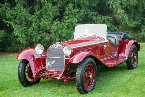 1930 Alfa Romeo 6c 1750 Gran Turismo Gallery