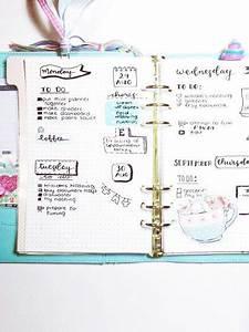 Tagebuch Selber Machen : manche m gen es verspielt und zeichnen kleine bildchen in ihr bullet journal stylight life ~ Frokenaadalensverden.com Haus und Dekorationen