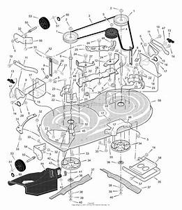 Gilson Riding Mower Diagram