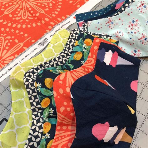 face mask pattern updates   finished quilt top